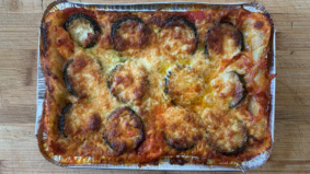 Quarantine Cuisine: Enoteca Sociale chef Kyle Rindinella shares the recipe for his nonna's lasagna