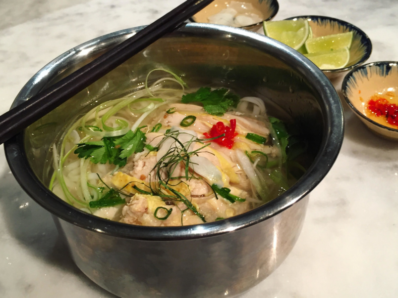 Quarantine Cuisine: How North Saigon catering chef Kim Vo makes her comforting pho ga