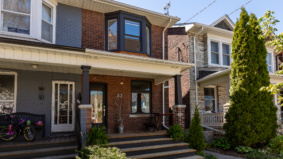 Sale of the Week: $1.4 million for a Junction Triangle semi that a schoolteacher renovated himself