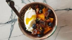 Quarantine Cuisine: How Drake Devonshire chef Alexandra Feswick makes her bountiful breakfast bowl