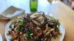 Help for the home cook: Cory Vitiello's super burrata salad