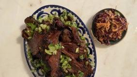 Backyard BBQ: How Jacobs & Co. Steakhouse chef Danny McCallum makes his Korean-style Miami ribs