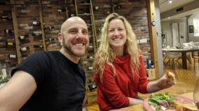 Quarantine Cuisine: How Cheese Boutique owner Afrim Pristine makes his not-too-saucy stromboli