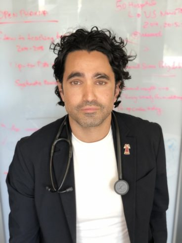 dr.andrew boozary UHN