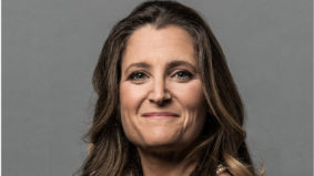 "Join us for ""This City Live"" featuring Chrystia Freeland"
