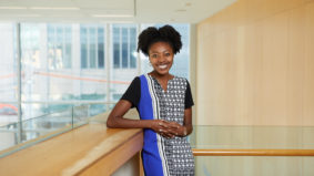 """""""To some people, I'm not what a doctor is supposed to look like"""": U of T's med school valedictorian shares her story"""