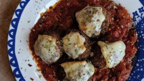Help for the home cook: chef Alida Solomon's eggplant meatballs