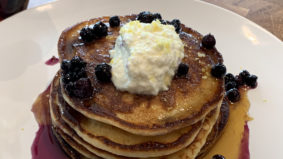 Help for the home cook: chef Craig Harding's fluffy ricotta pancakes