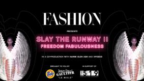 Posh Gvasalia Lanvin is Crowned the Winner of FASHION Magazine's Slay The Runway II