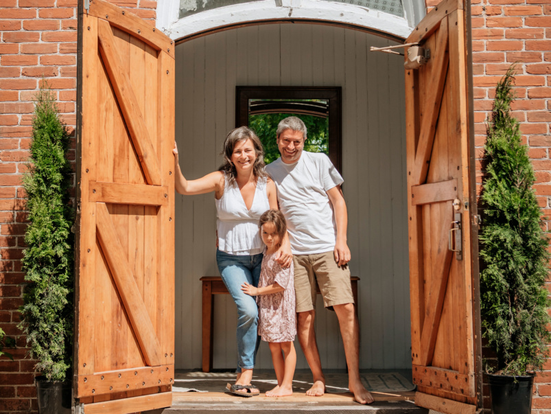 This couple bought a decommissioned Methodist church for $95,000 and turned it into a home