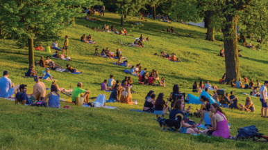 """This is about leisurely and responsible imbibing"": A Q&A with the Toronto councillor trying to legalize drinking in public parks"