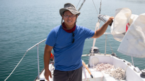 """I wanted to get out of my condo during the pandemic so I bought a sailboat with a stranger"""