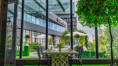 Concord's latest luxury experience, the Concord Secret Garden, pops up in downtown Toronto this August