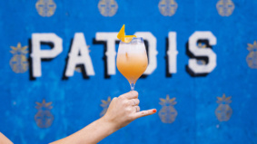 How to make Patois bartender Blaise Couturier's twist on an Aperol Spritz