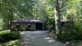 I traded my Leslieville condo for a $645,000 cottage near the beach in Grand Bend. I love it here