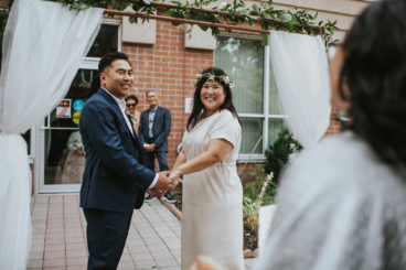 Ryan and Jeannie's wedding