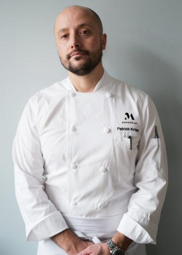 Chef Patrick Kriss
