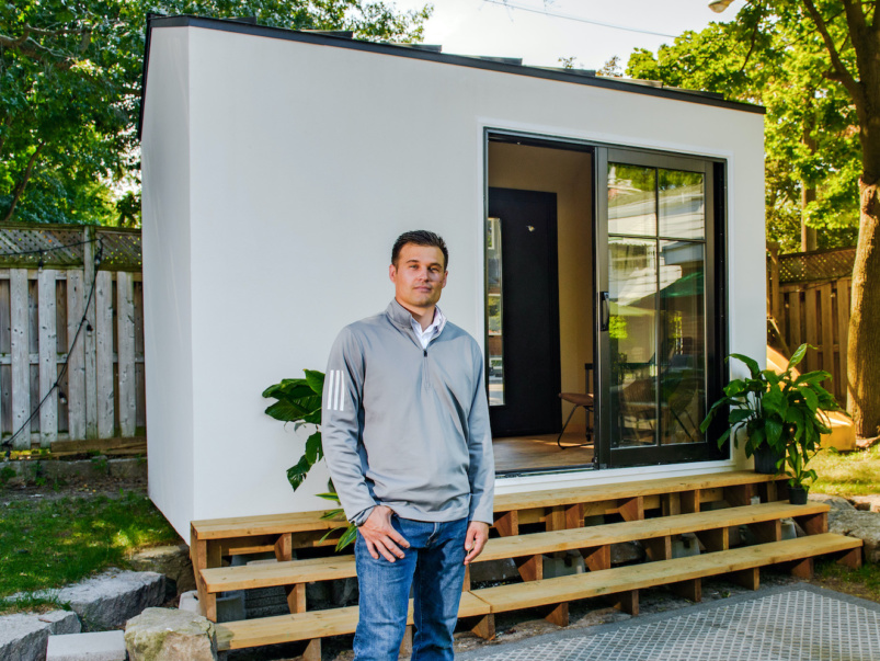 This company will build you an all-weather private office studio in your backyard