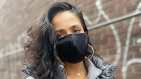 Fifty-eight stylish face masks from Toronto designers