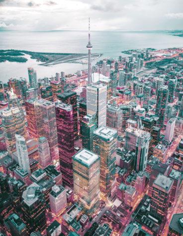 The future of Toronto