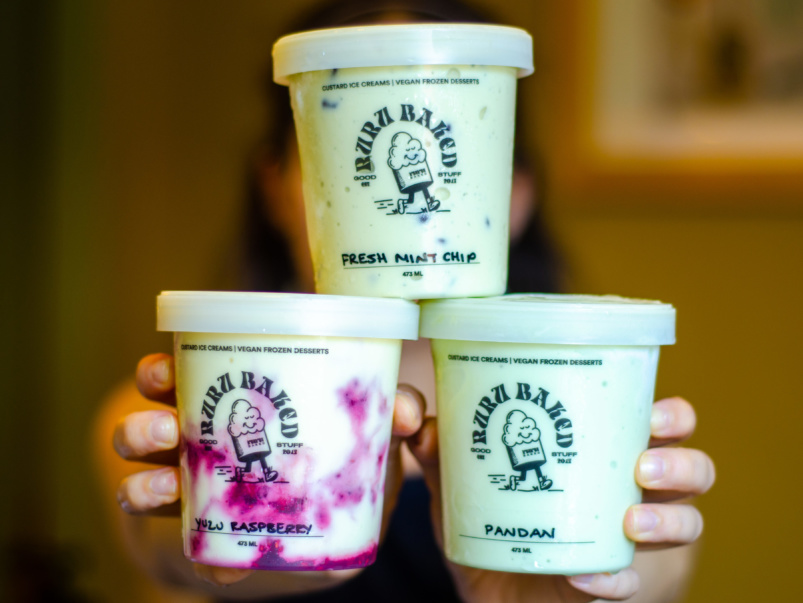 Sort-of Secret: This Toronto-made ice cream is so popular, it sells out in minutes every single week