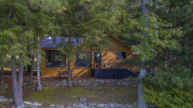 In 2018, two sisters bought this Haliburton cottage for $425,000. They just sold it for $930,000
