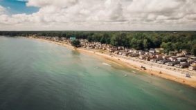 This four-kilometre beach resort on Lake Erie is the most underrated autumn vacation destination less than two hours from Toronto
