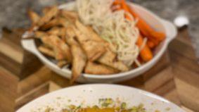 Chef Suzanne Barr's Pumpkin Hummus