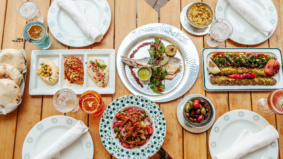 What's on the menu at Amal, Yorkville's swanky new Lebanese restaurant