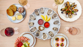 What's on the menu at Bar Mignonette, Craig Wong's new spot for seafood and wine above Patois