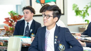 Q&A: David Fischer, Director of Admissions of St Michael's College