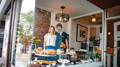 "Adventures in real estate: ""We bought the building that houses our little bakery"""