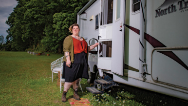"Adventures in real estate: ""I bought an RV and hit the road"""