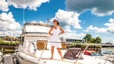 """Adventures in real estate: """"I gave up my basement apartment to live on a boat year-round"""""""