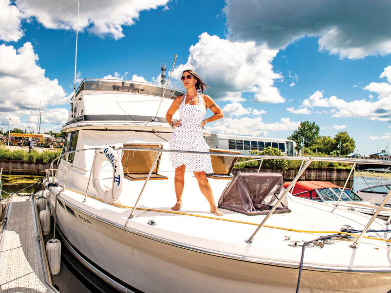 "Adventures in real estate: ""I gave up my basement apartment to live on a boat year-round"""