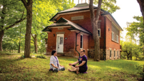 """Adventures in real estate: """"We swapped our $650,000 Regent Park condo for an old schoolhouse in the Kawarthas"""""""