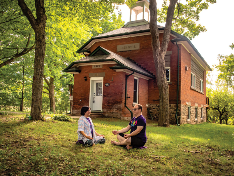 "Adventures in real estate: ""We swapped our $650,000 Regent Park condo for an old schoolhouse in the Kawarthas"""