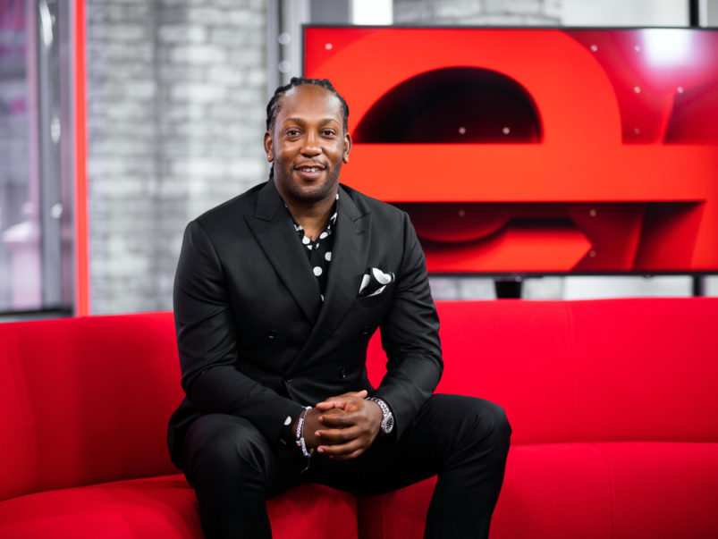 &#8220;It's still pretty surreal&#8221;: A Q&#038;A with Tyrone Edwards, <em>eTalk</em>'s newest co-anchor and a first-time restaurateur
