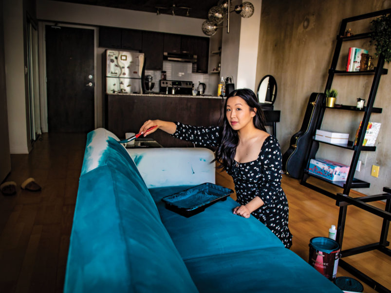 "Adventures in real estate: ""I can finally afford to live roommate-free"""