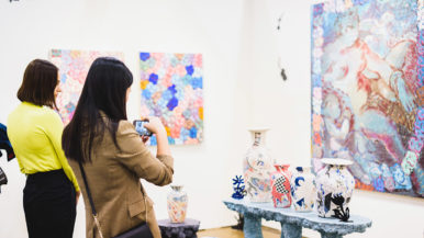 Art Toronto returns to the Metro Toronto Convention Centre and you don't want to miss it