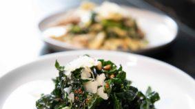 How to make Gusto 501's cavolo nero salad
