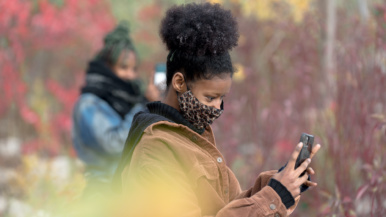 """""""This has been a really taxing time for people of colour"""": Meet the stylish group introducing Torontonians to the Zen world of birding"""