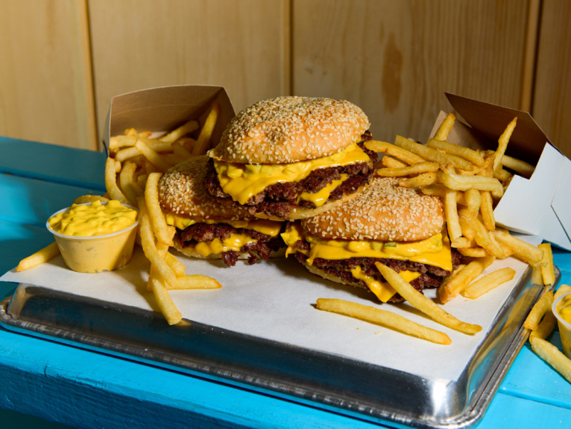 Hot Plate: Seven smash burgers you need to eat right now