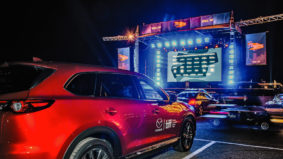 A night out at TIFF with the Mazda CX-9
