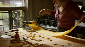 """""""The orders kept coming—and they haven't stopped"""": How one pasta-maker's Covid side hustle became a booming business"""
