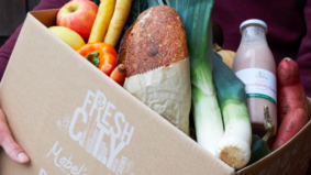 A breakdown of Toronto-based grocery delivery services