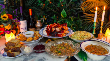 Toronto restaurants and gourmet grocers selling Thanksgiving dinner for takeout or delivery