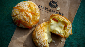Sort-of Secret: Littlemans Kitchen, a fledgling food brand and pop up that makes insanely good Japanese cream puffs