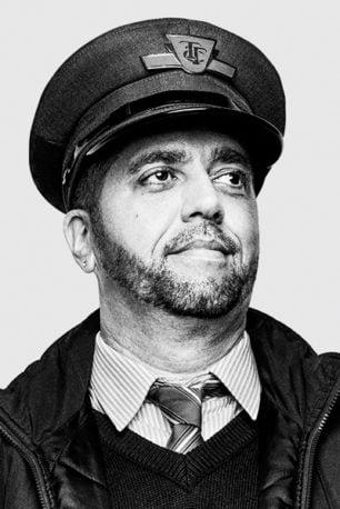 Portrait of Larry De Sousa