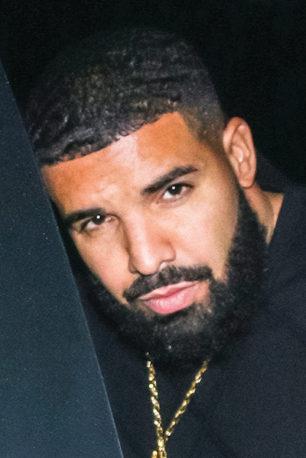 Portrait of Drake